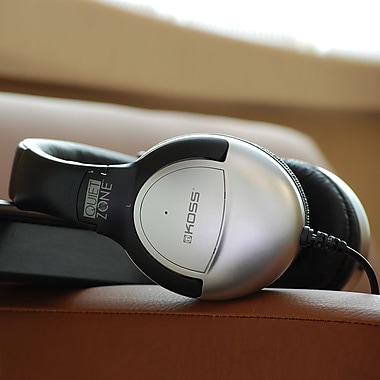 Koss QZPRO Wired Noise Cancelling Headphone, Black