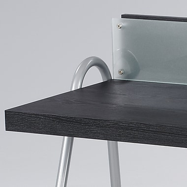 Safco Xpressions Standard Computer Desk, Ebony (1939EB)