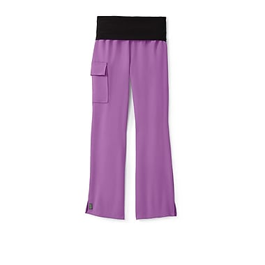 Medline Ocean ave Women XS Scrub Pants, Purple (5560PPLXS)