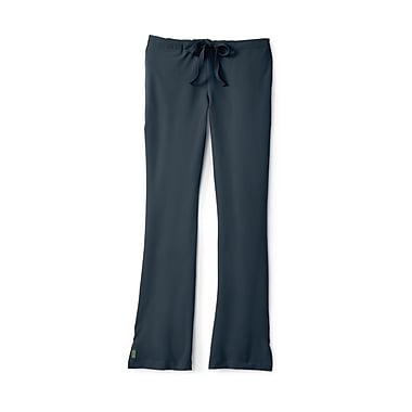 Medline Melrose ave Women XS Tall Scrub Pants, Charcoal (5580CHRXST)