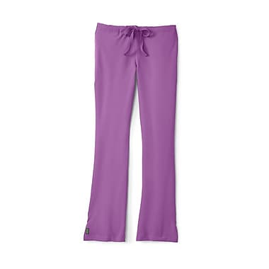 Medline Melrose ave Women Small Scrub Pants, Purple (5580PPLS)