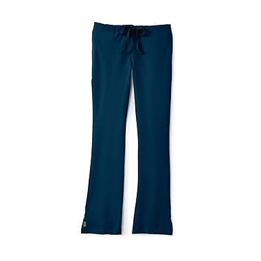 Medline Melrose ave Women Small Tall Scrub Pants, Navy (5580NVYST)
