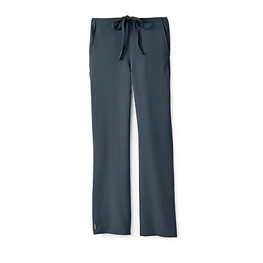 Medline Newport ave Unisex Large Scrub Pants, Charcoal (5900CHRL)