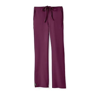 Medline Newport ave Unisex Medium Scrub Pants, Wine (5900WNEM)