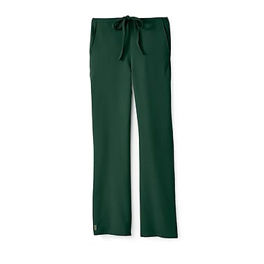 Medline Newport ave Unisex Medium Scrub Pants, Hunter (5900HTRM)