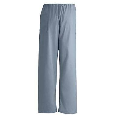Medline Unisex XL Reversible Scrub Pants, Misty Green (649MZSXL)