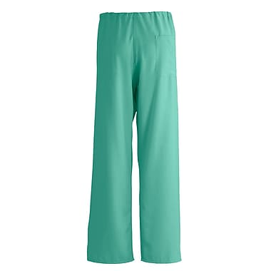Medline PerforMAX Unisex XL Reversible Scrub Pants, Jade (800NTJXL-CA)
