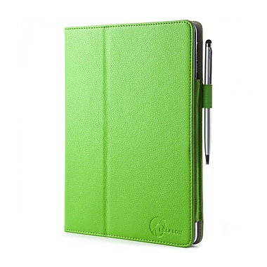 i-Blason IPAD5-1F-GREEN Synthetic Leather Folio Case for Apple iPad Air, Green