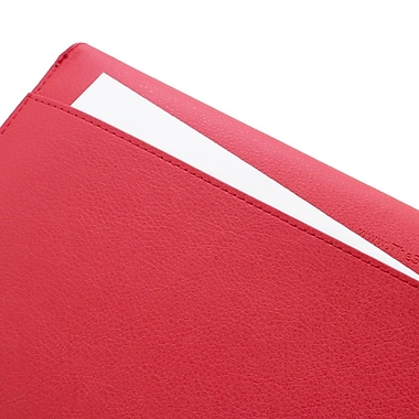 Snugg B00FJ3QB88 Polyurethane Leather Wallet Case for 15