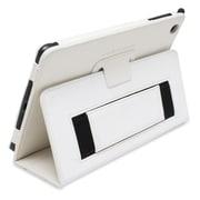 Snugg B00A23FXJI PU Leather Flip Stand Cover for Apple iPad Mini/Mini 2 Retina, White