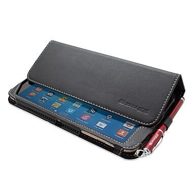 Snugg B00E38XXVS Polyurethane Leather Folio Case Cover and Flip Stand for 8