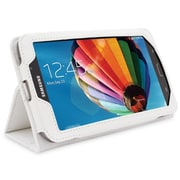 "Snugg B00EPE2LBI Polyurethane Leather Folio Case Cover and Flip Stand for 7"" Samsung Galaxy Tab 3, White"