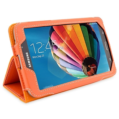 Snugg B00EPDXKJQ Polyurethane Leather Folio Case Cover and Flip Stand for 7