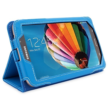 Snugg B00EPD1M7S Polyurethane Leather Folio Case Cover and Flip Stand for 7