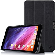 i-Blason MEMOPAD8-3F-BLK Slim Hard Shell Stand Case for Asus Memo Pad 8, Black