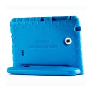 "i-Blason TAB48-KIDO-BLUE Polycarbonate Case for 8"" Samsung Galaxy Tab 4, Blue"