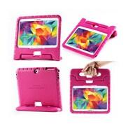 "i-Blason TAB410-KIDO-PNK Polycarbonate Case for 10.1"" Samsung Galaxy Tab 4, Pink"