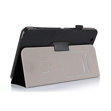 i-Blason GPAD7-1F-BLK Synthetic Leather Folio Case for 7