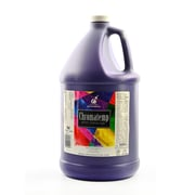 Chroma Inc. ChromaTemp Artists' Tempera Paint Violet Gallon (40056)