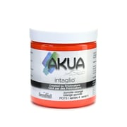 Akua Intaglio Printing Inks pyrrole orange 8 oz.