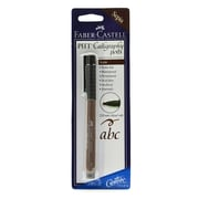 Faber-Castell Pitt Chisel Nib Calligraphy Pens sepia 2 mm [Pack of 10]