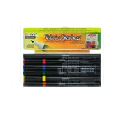 Marvy Uchida Fabric Markers Sets primary set of 6