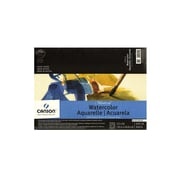 Canson Montval Watercolor Paper 12 in. x 16 in. block of 15 140 lb. cold press