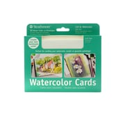 Strathmore Watercolor Blank Greeting Card pack of 10 [Pack of 2]