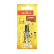 Speedball Steel Brushes 3/8 in. [Pack of 2]