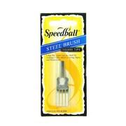 Speedball Steel Brushes 1/2 in. [Pack of 2]