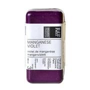 R  and  F Handmade Paints Encaustic Paint manganese violet 40 ml