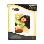 Nielsen Bainbridge Cosmopolitan Frames 8 in. x 10 in. satin gold 5 in. x 7 in. opening