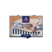 Conte Crayons white 2B box of 12