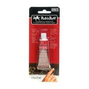 Rub 'n Buff The Original Wax Metallic Finish ruby [Pack of 3]