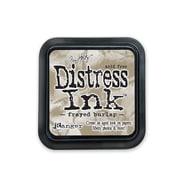 Ranger Tim Holtz Distress Ink frayed burlap pad [Pack of 3]