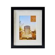 Nielsen Bainbridge Gallery Wood Frames for Canvas 8 in. x 10 in. black 5 in. x 7 in. opening