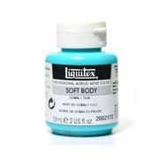 Liquitex Soft Body Professional Artist Acrylic Colors cobalt teal 2 oz.
