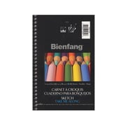 Bienfang 601SD Take Me Along Sketch Pad 5 1/2 in. x 8 1/2 in. [Pack of 4]
