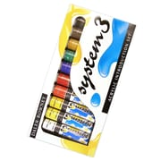 Daler-Rowney System 3 Acrylic Paint Sets introduction set