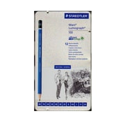 Staedtler Mars Lumograph Sketching Pencil Sets set of 12