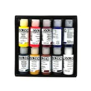 Golden Principal 10 Fluid Acrylic Set, 10/Set (81496)
