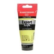 Amsterdam Expert Acrylic Tubes permanent lemon yellow light 75 ml [Pack of 3]