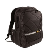 rOOCASE Travel Mate Black Nylon Backpack (RC-BPK-MATE-15.6-BK)