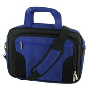 rOOCASE Deluxe Dark Blue Nylon Netbook Carrying Bag (RC-NHB-BG13-DB)