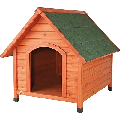 Trixie Log Cabin Dog House; Small (30.25''