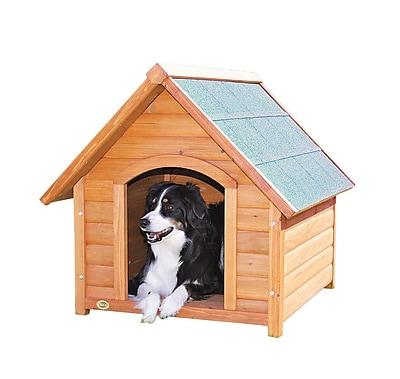 Trixie Log Cabin Dog House; Medium (32.25''