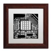 Trademark Fine Art Dave MacVicar 'Ceiling View'  11 x 11 (ALI0819-W1111MF)