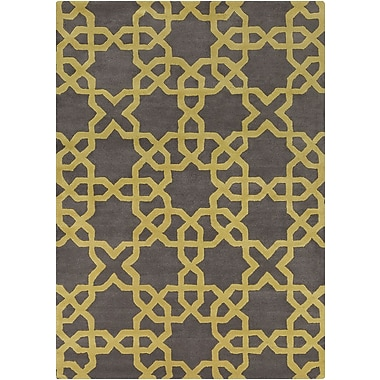 Chandra Davin Moroccan Pattern Rug; 7' x 10'
