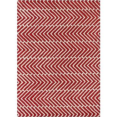 Chandra Davin Vibes Pattern Rug; 5' x 7'