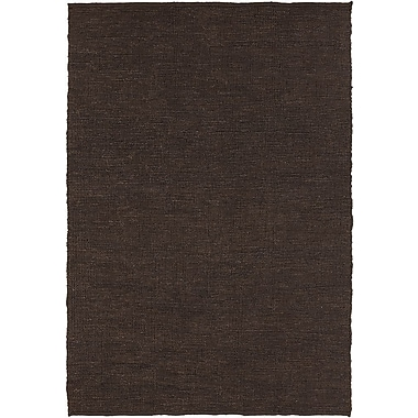 Chandra Pricol Brown Area Rug; 7' x 10'